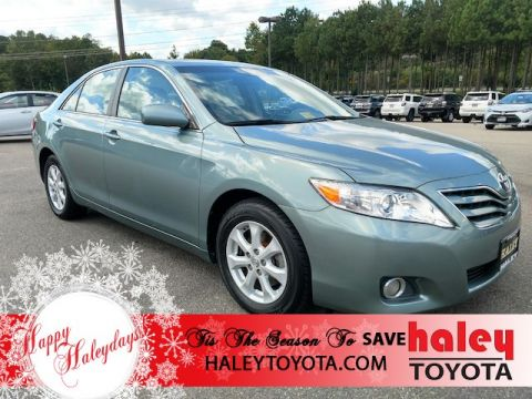 Pre-Owned 2011 Toyota Camry LE FWD 4 Door  Sedan