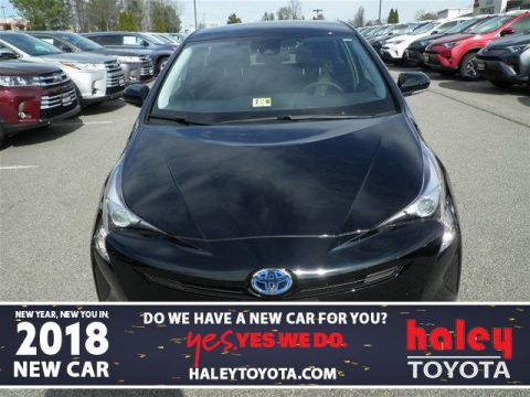 New 2017 Toyota Prius Three 5 Door  With Navigation