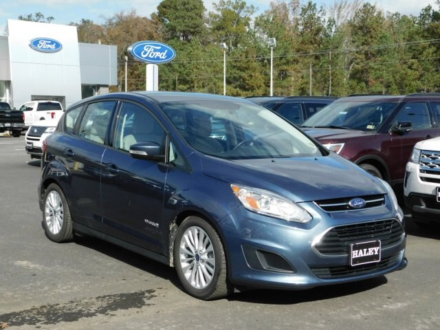 Pre Owned 2018 Ford C Max Hybrid Se