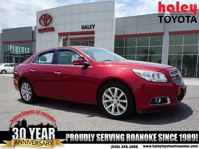 Pre-Owned 2013 Chevrolet Malibu B-LINE AS IS