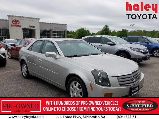 Pre-Owned 2006 Cadillac CTS w/1SB