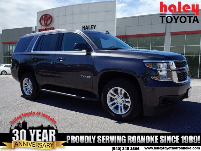 Pre-Owned 2018 Chevrolet Tahoe Gray - LT