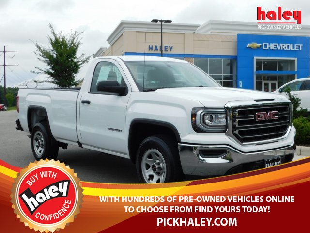 Pre Owned 2017 GMC Sierra 1500 Sierra Long Box