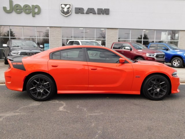Pre Owned 2017 Dodge Charger Daytona