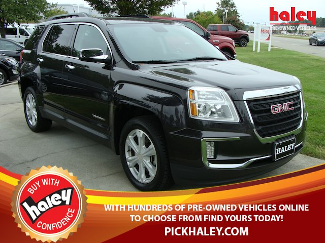 Pre Owned 2016 Gmc Terrain Sle 2 Suv In Midlothian Ab687 Haley