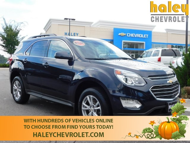 Charming Pre Owned 2017 Chevrolet Equinox 1LT