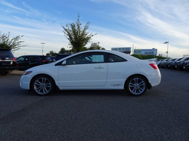 Captivating Pre Owned 2008 Honda Civic Si
