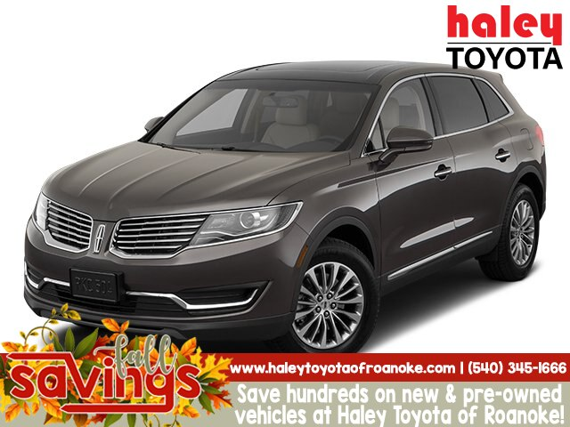 Lincoln Suv 2018 >> Pre Owned 2018 Lincoln Mkx Reserve Door Oc With Navigation Awd