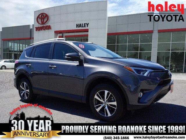 Pre-Owned 2016 Toyota RAV4 Gray - XLE