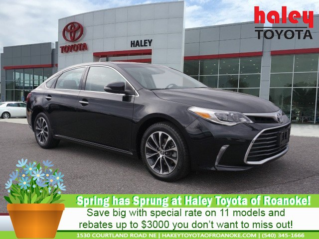 Certified Pre Owned 2016 Toyota Avalon Xle Premium