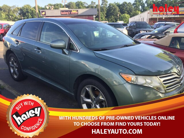 Pre-Owned 2009 Toyota Venza V6