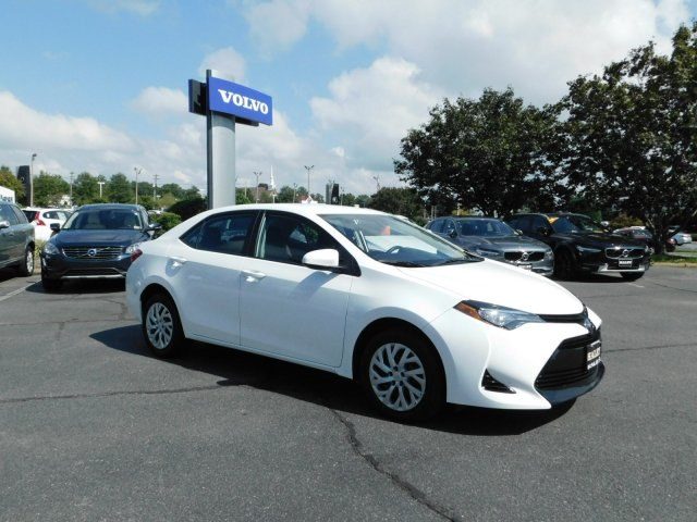 Exceptional Pre Owned 2017 Toyota Corolla LE