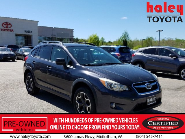 Awd Pre Owned 2017 Subaru Xv Crosstrek 2 0i Limited