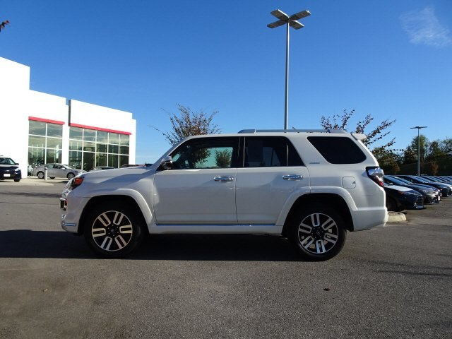 Certified Pre Owned 2017 Toyota 4runner Limited