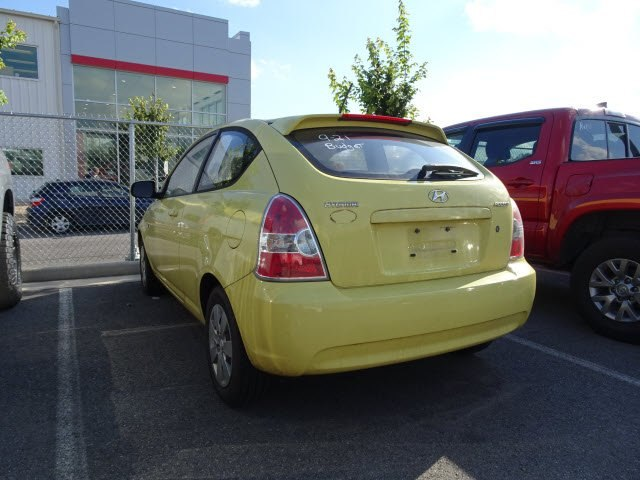Captivating Pre Owned 2010 Hyundai Accent GS