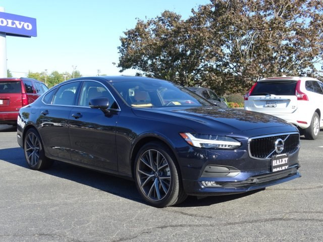 pre owned 2017 volvo s90 t6 momentum sedan in midlothian vp134 haley toyota of richmond. Black Bedroom Furniture Sets. Home Design Ideas