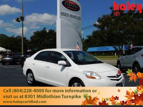 Captivating Pre Owned 2008 Toyota Yaris